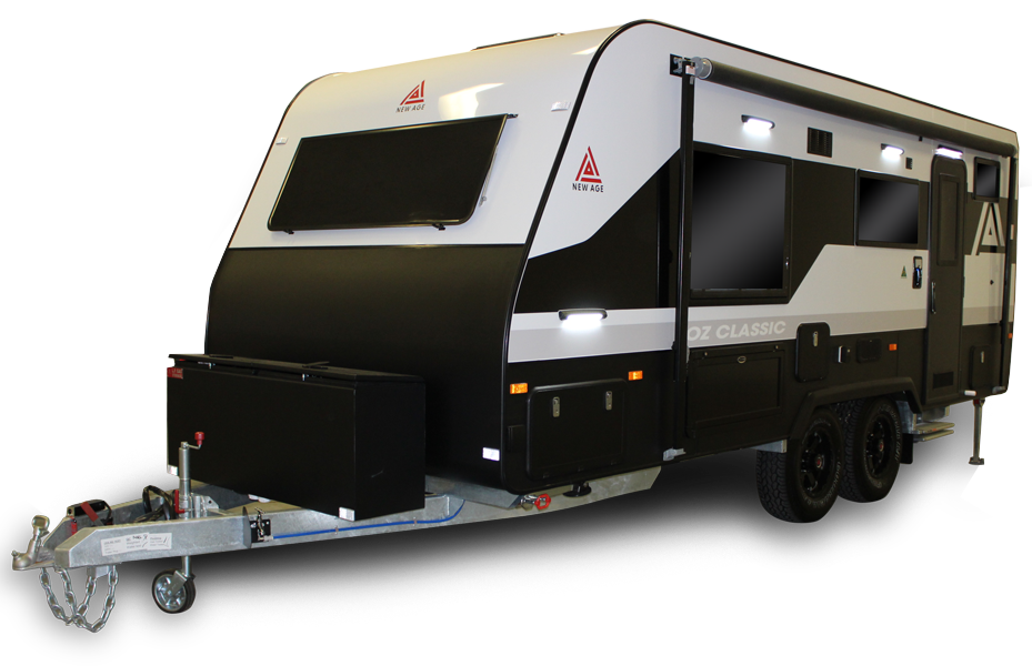 Find A Service Location - New Age Caravans